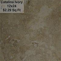 Catalina Ivory 12x24