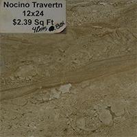 Nocino Travertine 12x24