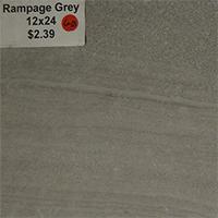 Rampage Grey 12x24