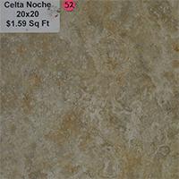 Celta Noche 20x20